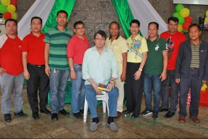 Pastoral Christmas Party 2014