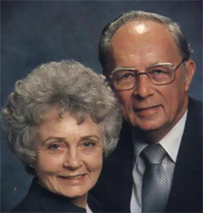 Rev. Paul and Jean Klahr