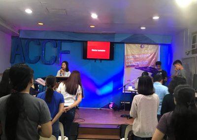 Discipleship and Leadership Seminar