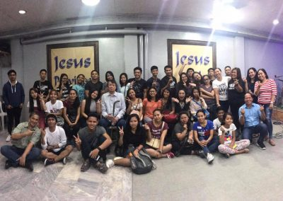 Discipleship and Leadership Seminar