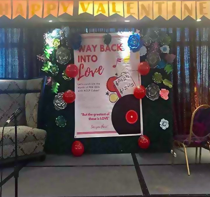 ACCF Cubao celebrates LOVE!