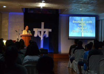 Encounter with Christ Retreat 2018