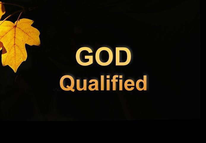 GOD Qualified