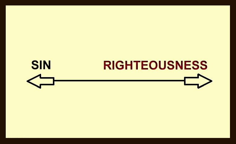 Ptr. Rick Oasin - Sin and Righteousness