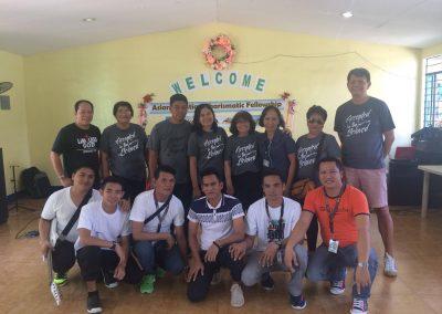 ACCF Prison Ministry