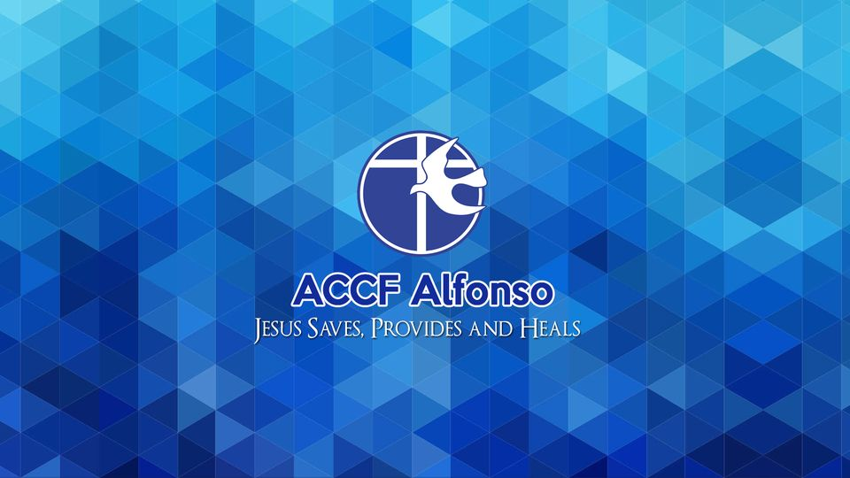 ACCF Alfonso Online Worship Service