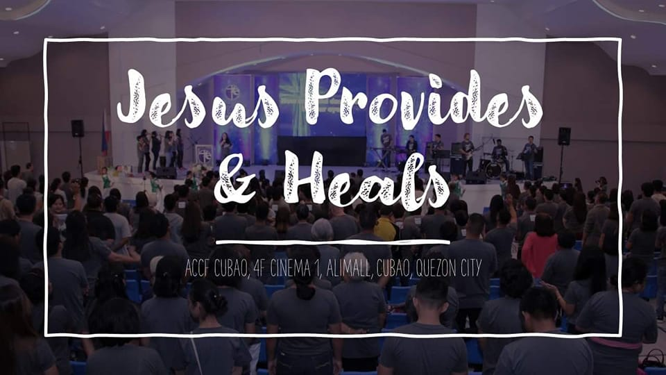ACCF Cubao Online Worship Service